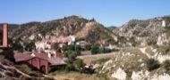Castellfollit de Riubregòs: Vista general de Castellfollit de Riubregós  riubregos.cat