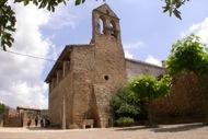 Claret: Església  Ramon Sunyer