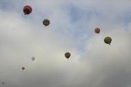 Igualada: Els globus omplen el cel d'Igualada  Margarita Bolea