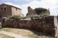 Claret: Emplaçament anterior de les tombes  Ramon Sunyer