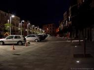 La plaça de nit