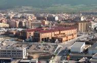 Vista aèria de l'Hospital d'Igualada