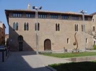 Palau Llobera, seu del consell comarcal del solsonès