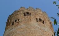 Vallferosa: Matacans i merlets.  Xavier Sunyer