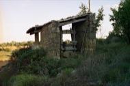 Puigredon: Premsa de vi a mas Jovans  Ramon Sunyer