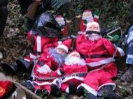 Pares Noels segrestats a l'Osona