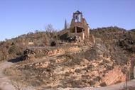 Fontanet: L'accès a l'església s'ha reformat  Ramon Sunyer