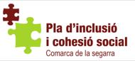 Marca gràfica de l'Oficina Comarcal d'Inclusió Social a la Segarra