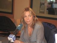 Joana Ortega consellera de Governació i Telacions Instutucionals