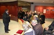 Presentació del CAT de Cervera als alcaldes de la Segarra