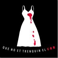 Cartell contra la violència de gènere