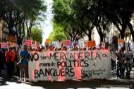 Tarragona: Manifestació a Tarragona