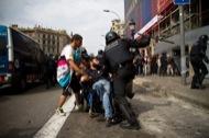 Barcelona: No hi han paraules  acampadabcn