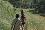 Pinós: 3a Caminada popular al capvespre  JM Santesmasses