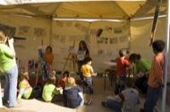 Pinós: Era de la canalla, entrega premis concurs de dibuix. Fira de Pinós 2008  Susanna Altarriba