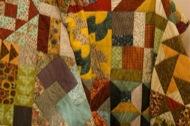 Pinós: Exposició de Patchwork. Fira de Pinós 2008  Susanna Altarriba