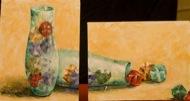 Pinós: Exposició de Pintura. Fira de Pinos 2008   Susanna Altarriba