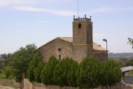 Sant Serni: església de sant serni  Ramon Sunyer