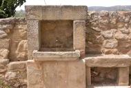 Sant Serni: Font pública  Ramon Sunyer