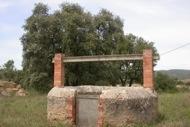 Sant Serni: Cisterna  Ramon Sunyer
