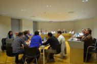 Sessió del Consell d'Alcaldes de la Segarra