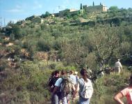L'Aguda: la caminada popular  xavier sunyer