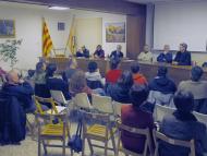 Taula rodona sobre la independència de Catalunya