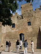 Florejacs: Visites al castell de les Sitges