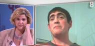 Santi Osorio conversa amb Pilar Rahola, via Skype