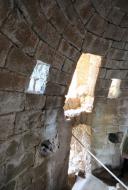 Vallferosa: Acessos a la casamata i cúpula de la torre  Joan Menchon