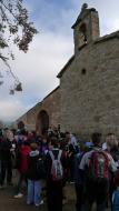 Puigredon: Inici de la caminada a Cal Millet  Xavi