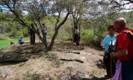 Puigredon: Les tombres infantils  Xavi