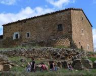 Puigredon: Mas Bellera  Xavi