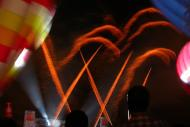 Igualada: Night Glow i piromusical a càrrec de Pirotècnia Igual  Ramon Sunyer