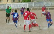 Torà: Futbol Sanaüja-Torà. L'equip local ha estat molt renovat  Xavi