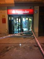 Oficina del banc Santander a Torà