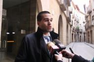Carles Lopez, l'advocat de l'entitat IPCENA