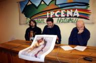 Roda de premsa de Ipcena per informar del cas