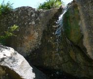 : Font de santa Maria (Sant Just)  Xavier