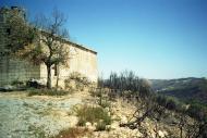 L'Aguda: L'ermita de sant Salvador  Ramon Sunyer
