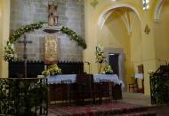 Torà: Enramada Priores i priors de Sant Gil  Xavi