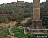 Torà: Vista de L'Aguda  Carmen Aparicio