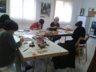 Torà: Curs de dibuix i pintura  Carmen Aparicio