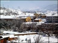Torá: Nevada del 2010des de la meva finestra  Carmen Aparicio