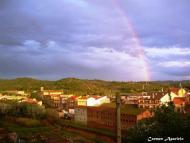 Torà: Arc de Sant Martí des de la meva finestra  Carmen Aparicio