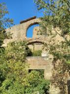 Vallferosa: Restes de l'antic nucli  Ramon Sunyer