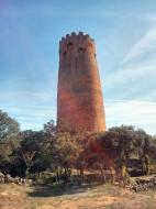 Vallferosa: una de les torres  més importants d'Europa  Ramon Sunyer