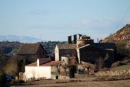 Castellfollit de Riubregós: Priorat de Santa Maria  Ramon Sunyer