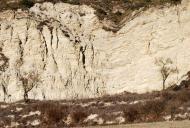 Castellfollit de Riubregós: L'erosió humana  Ramon Sunyer
