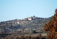 L'Aguda: Vista del poble  Ramon Sunyer